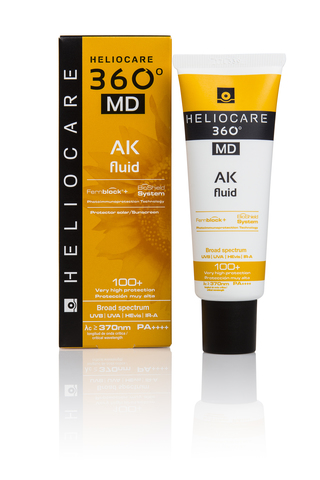 Heliocare 360 AK fluid + pack
